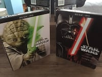 Star Wars collection Blu-ray and DVD Chicago, 60639