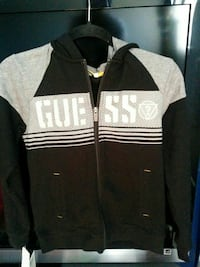 Boy's Guess hoodie jacket (Size 12) Vaughan, L6A 3P3
