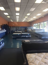Halloween sale going on now. New king size mattress sets Concord, 28025