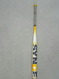 yellow and gray Synce baseball bat Ogden, 84414