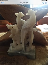Antique White jade. approximately 6 inches tall Woonsocket, 02895