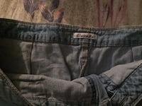 Gray and black  Clarabell levi's jeans Barrie, L4M 2H8