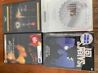 DVD horror movies lot Westchester, 60154