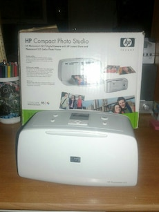 HP Photo Printer with Photo Paper w/ bluetooth
