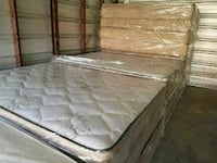 brown and white floral mattress Las Vegas, 89146