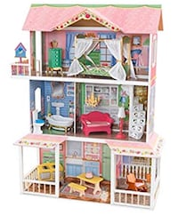 Brand New (unopened box) KidKraft Doll House Chantilly, 20152