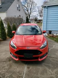 2017 Ford Focus 5 Door Hatch ST