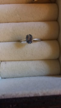 Ring with blue gemstone Clarksville, 21029