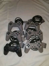 PlayStation 1 controllers lot Austin, 78726