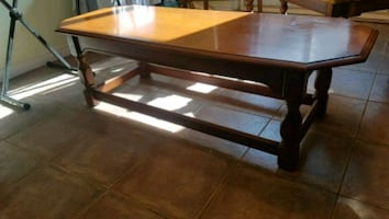 Dining room coffee table