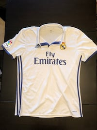 Real Madrid jersey Frederick, 21701