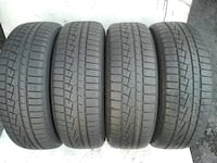 Gomme usate invernali 6814 km