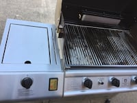 Heavy Gauge Stainless steel gas grill Houston, 77070