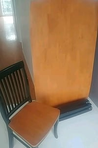 brown wooden kitchen table match.chair Laval, H7B 1B7