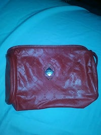 (NINA RICCI) red leather bag West Vancouver, V7W