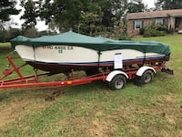 1959 Correct Craft 15' boat. 30 mi