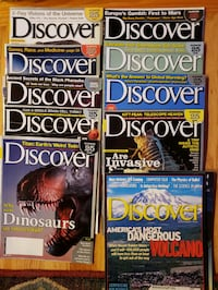 Discover Magazine's  Bloomington, 55438