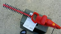 red hedge trimmer 60 km