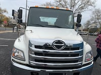 2011 Hino 268 Flatbed/Rollback Tow Truck Allentown, 18104