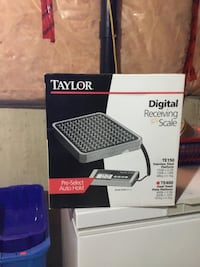 BRAND NEW!! Taylor Digital Receiving Scale Vaughan, L4H 3H5