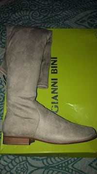 Taupe Over the knee boots Palmdale, 93550