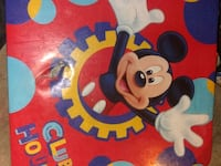 Micky Mouse kids table & 2 chairs  Merced