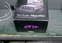 Protools 9 and Mbox  New York, 10029
