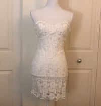 New White floral dress Stafford, 22556