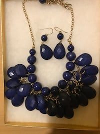 NECKLACE EARRINGS SETS FASHION JEWELRY