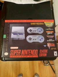 Authentic SNES Classic Editions