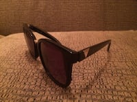 Black framed guess ladies sunglasses with gold details  Hamilton, L8L 2B9
