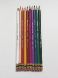 Prismacolor Col-Erase Colored Pencils - 10