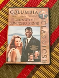 Guess Who's Coming to Dinner DVD Toronto, M2M 4J1