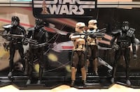 Star Wars Black Series Rogue One Lot Chicago, 60638