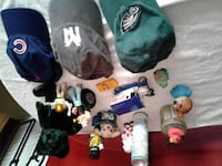 assorted-color plush toy lot 41 km