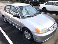 2002 Honda Civic LX Sterling