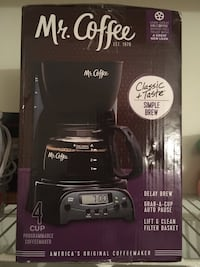 Coffee maker brand new  Frederick