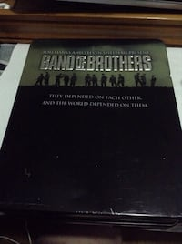 Band of Brothers Series full set Blue Ray Toronto, M1V 2J5