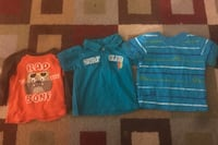 Size 12 months baby toddler lot Boy's three assorted shirts Saginaw, 48609