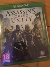 Assasins creed Unity. Xbox One