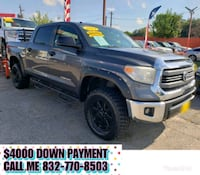Toyota - Tundra - 2014 $4000 DOWN PAYMENT Houston
