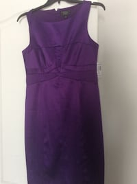 Brand New formal dress size 12 tag on. Value of 150 781 km