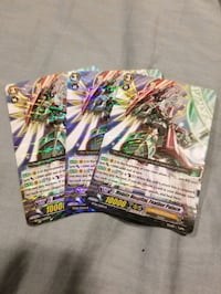 Cardfight x3 Mobile Hospital, Feather Palace Allentown, 18102