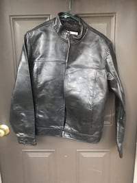 Black leather jacket Gardner, 01440