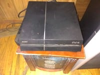 black Sony PS4 game console Springville, 38256