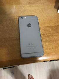 Silver IPhone 6 16gb Calgary, T3C 2C2