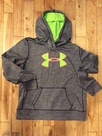 Under armour, garage, pink hoodies
