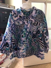 Woman's zip up jacket-N touch..Reduced Myrtle Beach, 29577