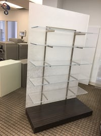 Luxury Display, Shelves, Partition on Wheels (several  available ) Toronto, M2M 3X4