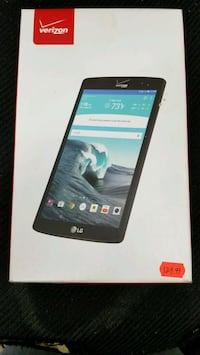 LG G PAD X VK815 8.3 16GB (Verizon) Black Tablet